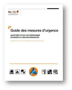 Guide mesures d'urgence adaptées - autorités