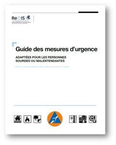Guide des mesures d'urgence